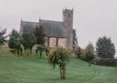 Photo of St. Peters church, Walton