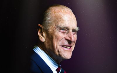 His Royal Highness The Duke of Edinburgh 1921-2021